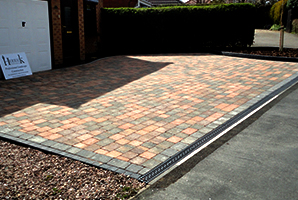 Block Paving, Gravel, Tarmac, Concrete