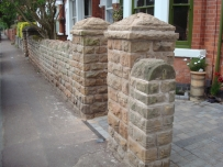 Specialising in reclaimed brickwork and pointing
